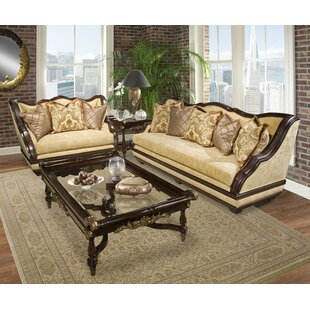 Bellafina 2 Piece Living Room Set