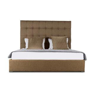 Brayden Studio Handley Upholstered Platform Bed