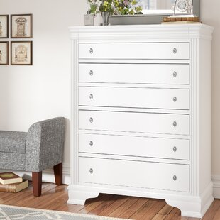 Three Posts Hewitt 5 Drawer Chest
