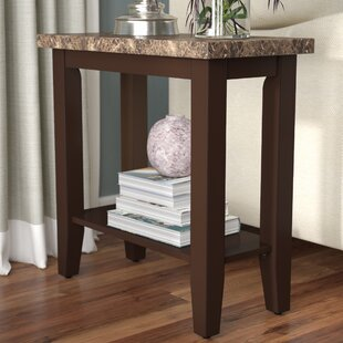 Affordable Price Boutwell End Table By Andover Mills