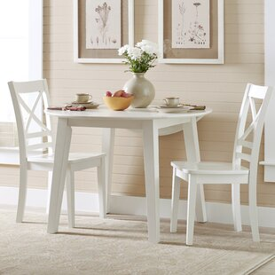 Newbury Wooden Round Dining Table