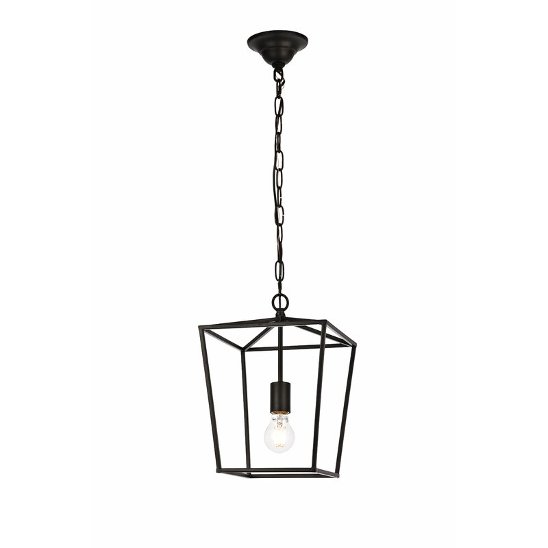 Finnick 1 - Light Lantern Geometric Pendant