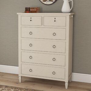 Payton 6 Drawer Chest by Canora Grey