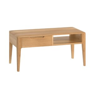Culpepper Coffee Table With Storage By Natur Pur