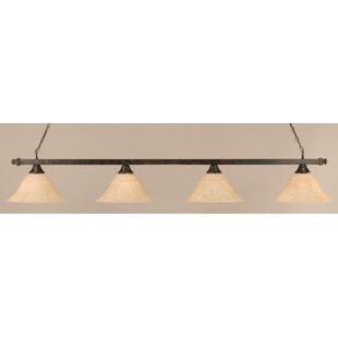 Red Barrel Studio Varner 4-Light Pool Table Light