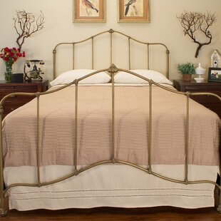 Carson Panel Bed