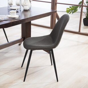Comparison Crotts Upholstered Dining Chair (Set of 4) by Ivy Bronx Reviews (2019) & Buyer's Guide