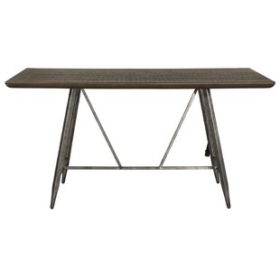 17 Stories Georgia Counter Height Dining Table