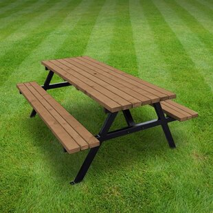Pollak Picnic Table By Sol 72 Outdoor