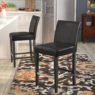 Best Reviews Calvin 24.5 Bar Stool (Set of 2) by Darby Home Co Reviews (2019) & Buyer's Guide