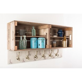 Blenheim Wall Mounted Coat Rack By August Grove