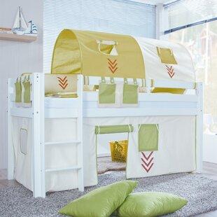Giordano 90 X 200cm High Sleeper Bed By Zoomie Kids