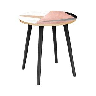Mcgahey End Table by Brayden Studio