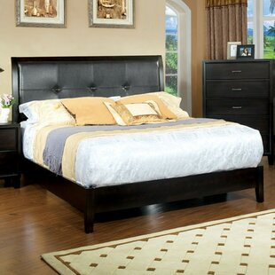 Rohde Upholstered Platform Bed