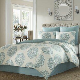 Birch Lane™ Partlow 4 Piece Comforter Set