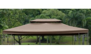 Bertha Gazebo Replacement Canopy By Sol 72 Outdoor