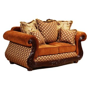 Wynn Loveseat by Gardena Sofa