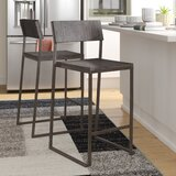 Gary 26.25 Bar Stool (Set of 2) by Wade Logan®