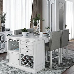 Melendez 5 Piece Dining Set by Canora Grey