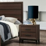 Downing 2 Drawer Nightstand by Union Rustic