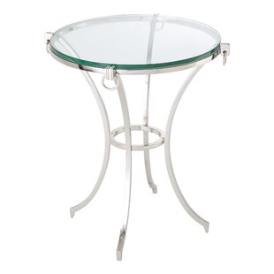 Ring Gueridon End Table by Global Views