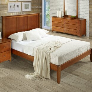 Faringdon Platform Bed by Three Posts