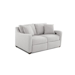 Van Reclining Loveseat by Wayfair Custom Upholstery?