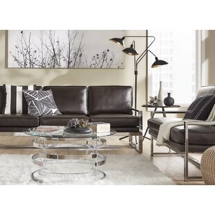 Adalbert 2 Piece Metal Living Room Set