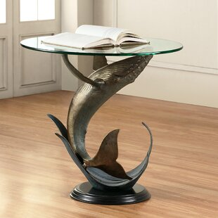 Compare prices Whale End Table By SPI Home