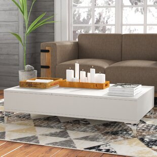 Ivy Lift Top Coffee Table With Storage
