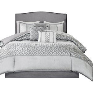 Apollonia 7 Piece Comforter Set