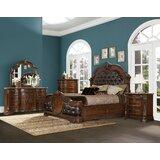 Daniela Standard Solid Wood Configurable Bedroom Set by Astoria Grand