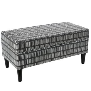 Ivy Bronx Fabian Upholstered Storage Bench