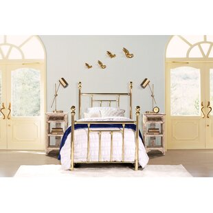 Fleur De Lis Living Applecrest Panel Bed
