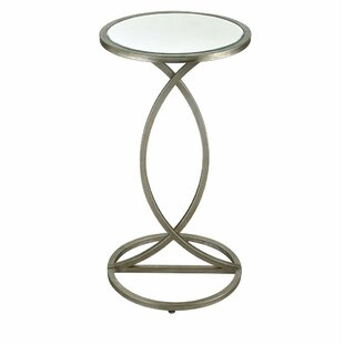 Woodley End Table by Ivy Bronx
