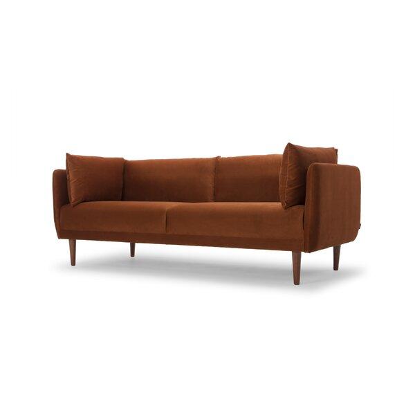 Modern Contemporary Rounded Sofa Allmodern