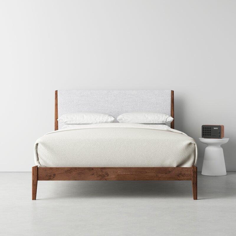 Collette Low Profile Platform Bed