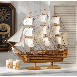 Hms Victory Wood Ship Model
