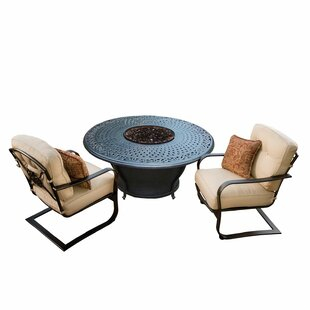 Darby Home Co Owego 6 Piece Conversation Set with Cushions