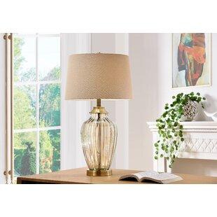 OK Lighting Golden 29'' Table Lamp