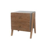 Backes 2 - Drawer End Table by Corrigan Studio®