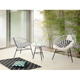 3 Piece Bistro Set by Home Loft Concepts
