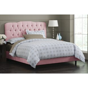 Quinlan Upholstered Standard Bed