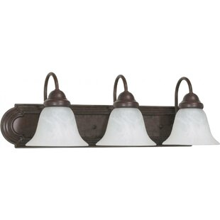 Look for Gurney 3-Light Vanity Light By Three Posts