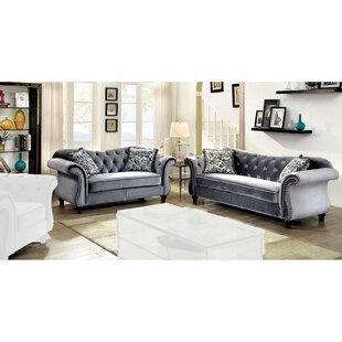 Shelburne 2 Piece Living Room Set by Rosdorf Park