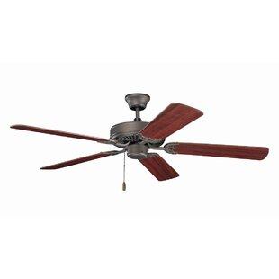 Find 52 Mcduffy 5-Blade Ceiling Fan By Winston Porter