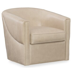 Bonnie Swivel Barrel Chair