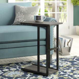 Van Nest C Shape End Table..