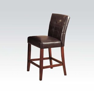 Elim Genuine Leather Upholstered Dining C..
