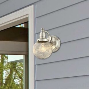 Eddystone 1-Light Outdoor Sconce by Westinghouse Lighting